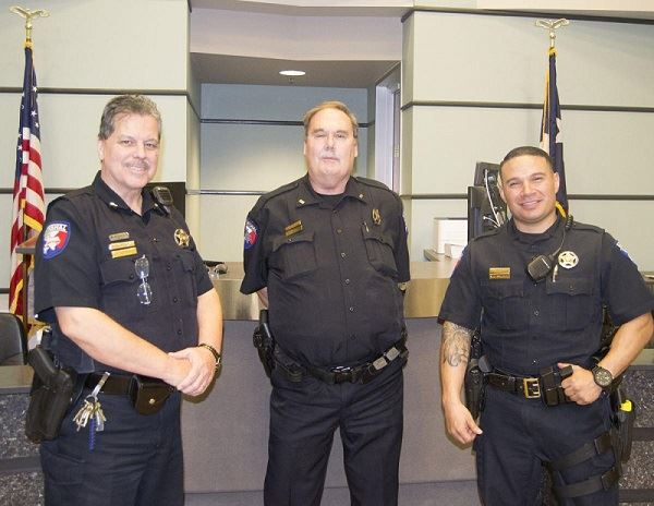 City of Baytown City Marshals
