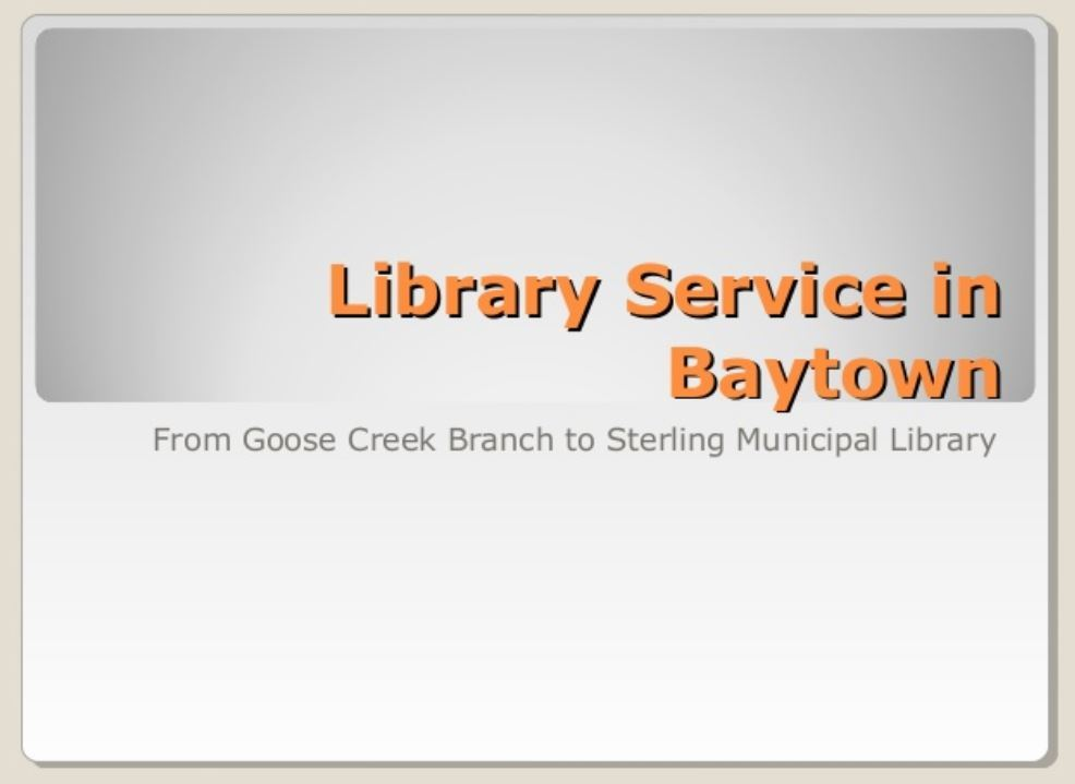 library service in baytown Opens in new window